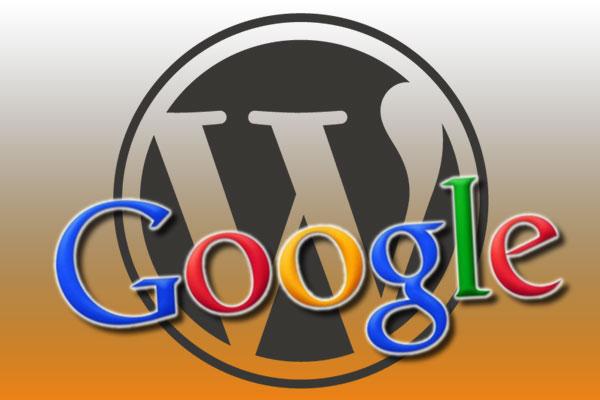 wordpress-google