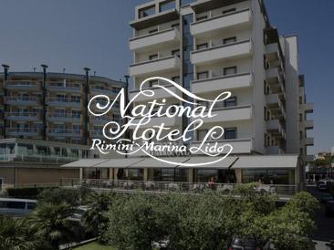 National Hotel Rimini