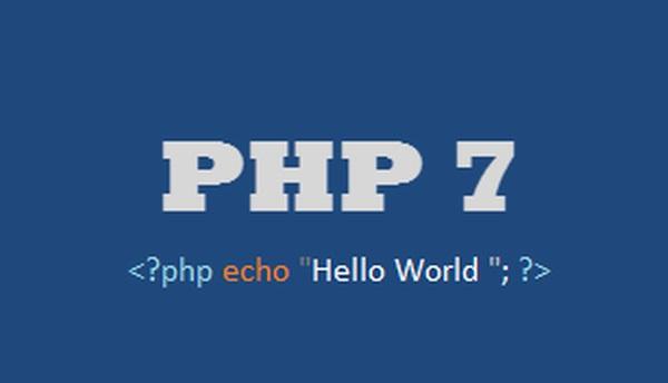 Php 7: la versione stabile è ora disponibile