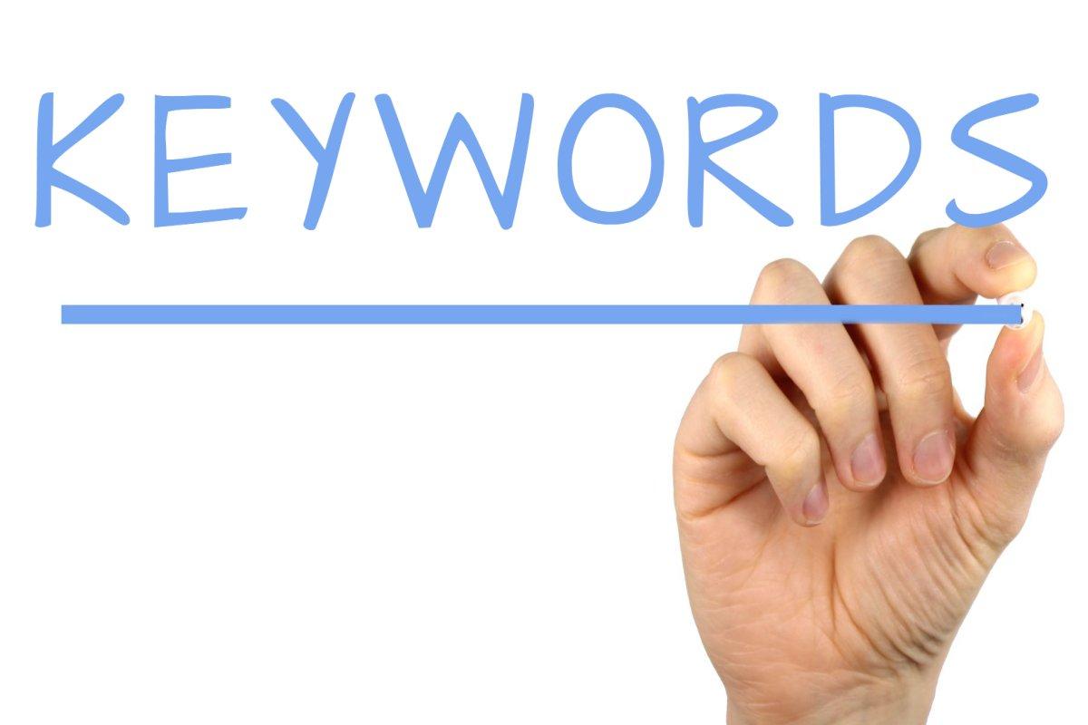 keywords:  sono importanti per il tuo sito?